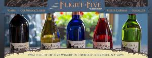 flight of five