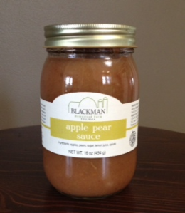 apple pear sauce