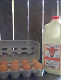 eg milk